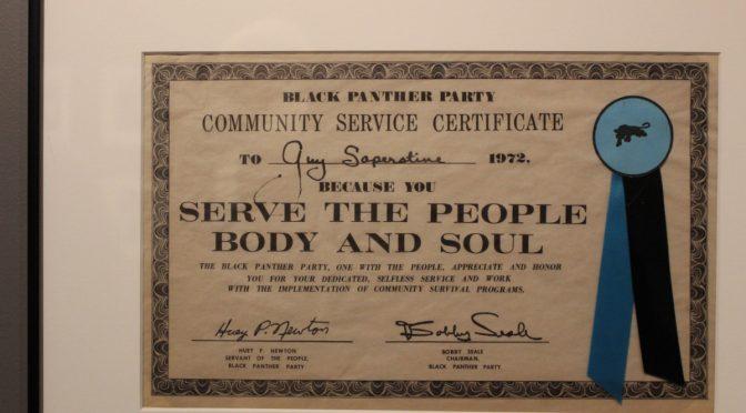Das 10 Punkte Programm der Black Panther Partyvom Oktober 1966