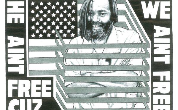 Freiheit für Mumia Abu-Jamal!
